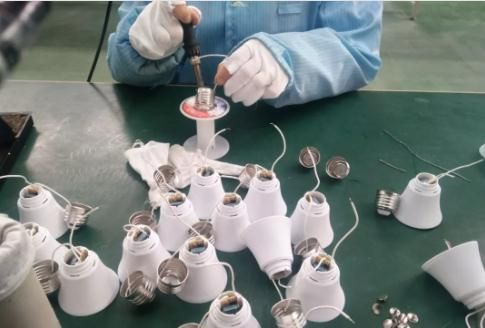 什么是球泡灯?LED球泡灯结构、尺寸、优势、制作工艺流程兰溪